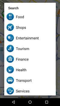 Map of UAE offline ảnh chụp màn hình 5