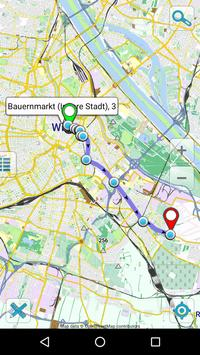 Map of Vienna offline screenshot 4