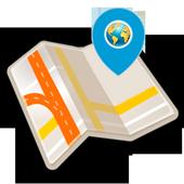 Smart Maps Offline icon