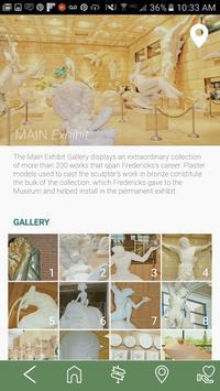 Marshall M Fredericks Sculpture Museum apk screenshot