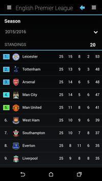 Football Center Premier League screenshot 5