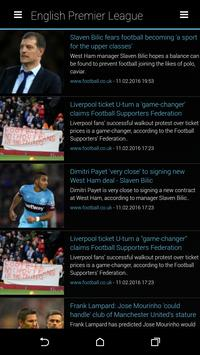 Football Center Premier League poster