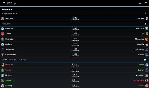 Football Center Premier League screenshot 11