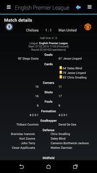 Football Center Premier League screenshot 3