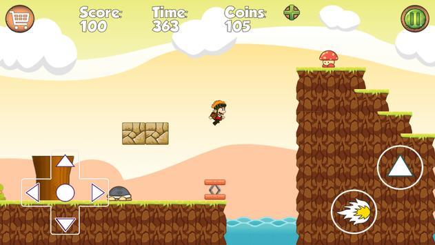 Naru's World Jungle Adventure apk screenshot