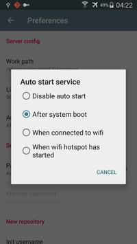 VC Git Server для Андроид - скачать APK