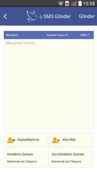 Posta Güvercini apk screenshot