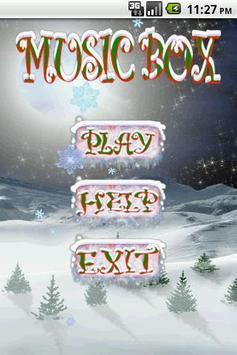 Christmas Music Box Free poster