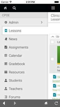 Nyack eLearning Services apk screenshot