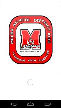 Melba School District #136 poster