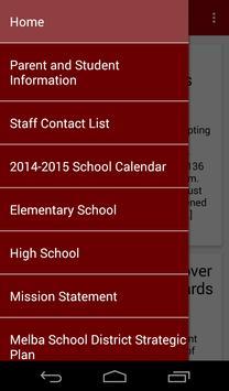 Melba School District #136 apk screenshot