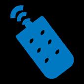 Télécommande média icon