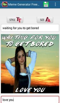 Generator Meme Free poster
