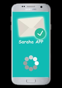 Saraha Message Pro App poster