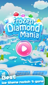 Frozen Diamond Mania poster