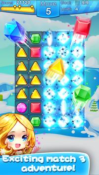 Frozen Diamond Mania screenshot 2