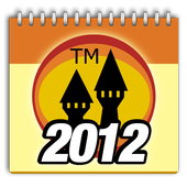 Shockdom Calendar 2012 HD icon