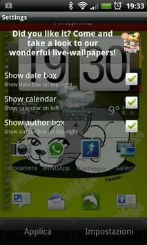 Shockdom Calendar 2012 HD apk screenshot