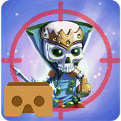 Shooter VR  For  Cardboard icon
