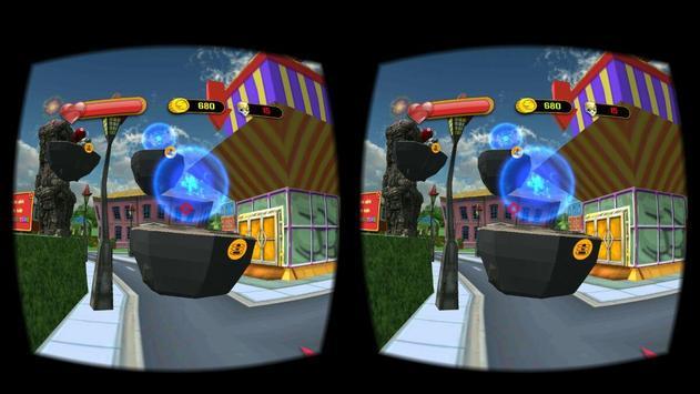 Shooter VR  For  Cardboard poster