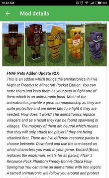 Popular mods for Minecraft PE screenshot 7