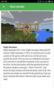 Popular mods for Minecraft PE screenshot 12