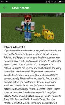 Popular mods for Minecraft PE screenshot 18