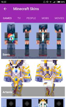 Skins For Minecraft PE APK Download Free Tools APP For Android - Skins para minecraft pe de troll