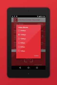 Unlimited Screen Recorder screenshot 11