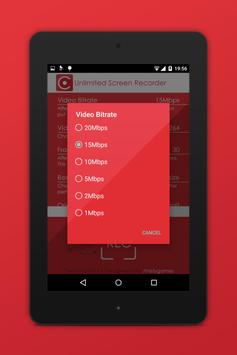 Unlimited Screen Recorder screenshot 7