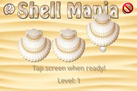 Shell Mania poster