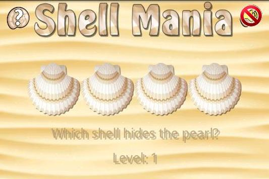 Shell Mania apk screenshot