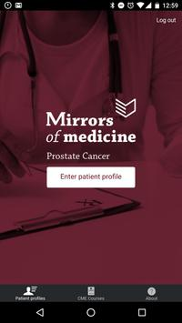 Prostate Cancer MiMe poster