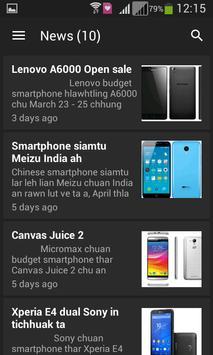 Mizo Android Helpline (Thar) apk screenshot