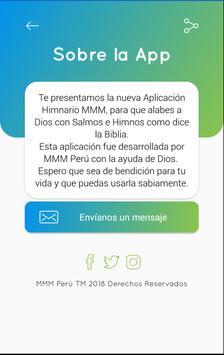 Himnario MMM screenshot 6