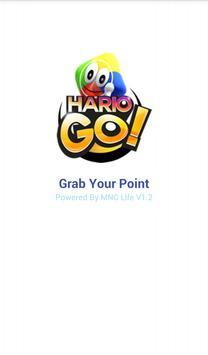 Hario GO poster