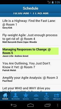 Agile and Beyond 2013 apk screenshot