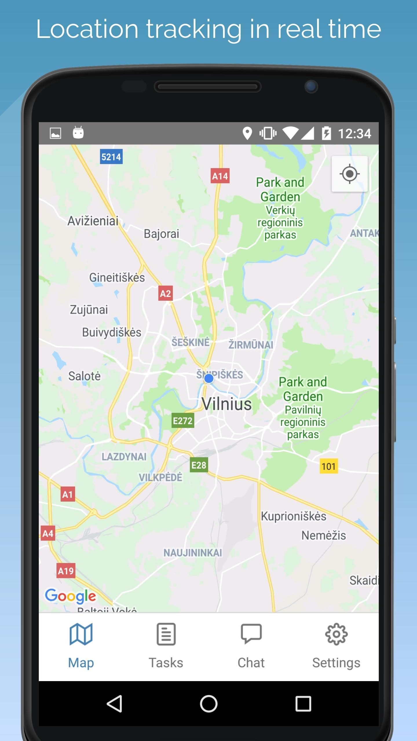 Phone GPS Tracker - Free for Android - APK Download