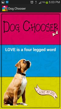 Dog Breed Chooser poster