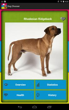 Dog Breed Chooser apk screenshot