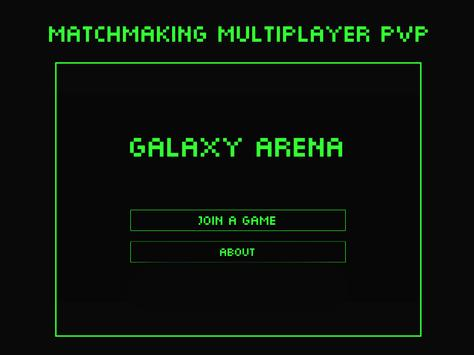 Galaxy Arena - Multiplayer Spaceship PvP Arena apk screenshot