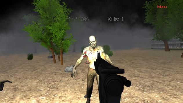 VR Zombie screenshot 3