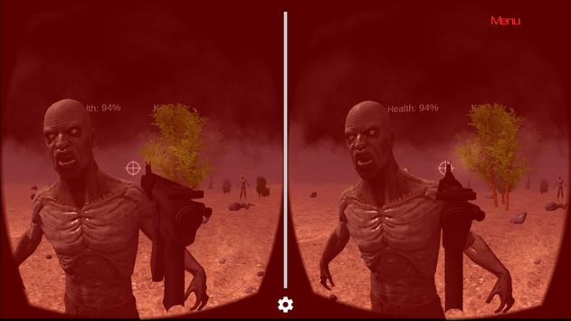 VR Zombie screenshot 2