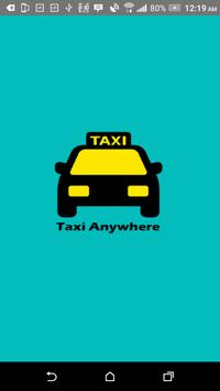 Taxi Anywhere poster