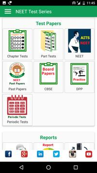NEET Test Series screenshot 1