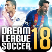 Dream League Soccer 2018 - FIFA 2018 - Live WP icon