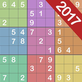 Sudoku-Free number puzzle game icon