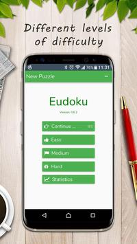 Sudoku-Free number puzzle game poster
