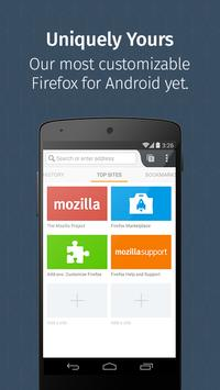 Firefox for Android Beta poster