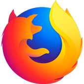 Firefox Browser fast & private आइकन